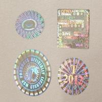 Buy cheap Hologram/Security Labels/Laser/Void/Security/Warranty Void Stickers, Customized Design from wholesalers