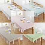 Buy cheap Plastic Embossed film 0.5mm washable table covers Easy To Clean from wholesalers