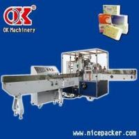 Buy cheap Full-auto Facial Tissue Packing Machine OK-602 from wholesalers