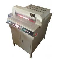 China 450mm Number Control Semi Automatic Paper Cutting Machine on sale