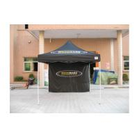 Buy cheap Waterproof 10 By 10 Pop Up Canopy Tent With Sidewalls 100% Polyester 500D from wholesalers
