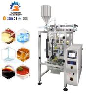 Buy cheap Butter / Tomato Paste/ Shampoo/ Honey/ Ketchup Liquid Packing Machine from wholesalers