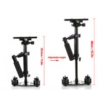 Buy cheap Handheld Camera Stabilizer for DSLR and Video Cameras with Quick Release for Canon, Sony, Panasonic from wholesalers