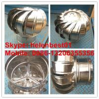 Buy cheap 150mm Stainless Steel Portable Turbine Roof Ventilator from wholesalers
