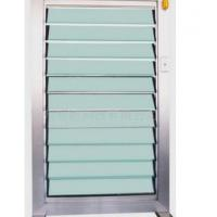 Buy cheap Clear Glass Louver Glass Window 4mm Float Louvers Glass -- Manufacturer from wholesalers