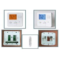 Buy cheap Single Stage USA 24V Heating Digital Air Conditioner Room Thermostat from wholesalers