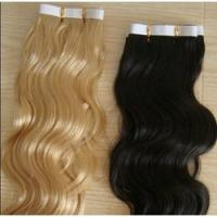 skin weft skin tapr remy human hair Manufactures