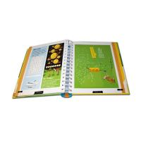 Wholesale Unique Hardcover Book Printing / Coil Bound Book Printing Offset Printing from china suppliers