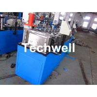 Light Steel Truss Roll Forming Machine With Material Thickness 0.4-1.0mm, 70mm Axis Diameter Manufactures