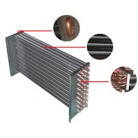 Buy cheap Tube Aluminum Fin Heat Exchanger / 240v Plate Fin Type Heat Exchanger from wholesalers
