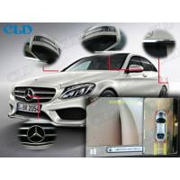 China Wide Angle Dvr Car Parking Cameras System High Resolution Ccd Waterproof for Benz C on sale
