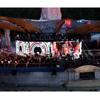 Buy cheap PH4.8 Indoor Full Color LED Screen Audio Visual Display 500x1000mm SMD LED Panel from wholesalers