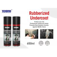 Wholesale Rubberized Undercoat , Car Care Spray For Resisting Chipping / Abrasion / Corrosion from china suppliers