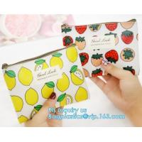 Buy cheap Pencil Case Cosmetic Bag Stationery Material School Supplies pencil box pen bag, pencil case soft stationery canvas penc from wholesalers