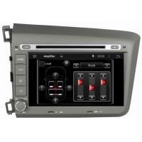 Buy cheap Ouchuangbo In Dah GPS Navigation Radio Stereo Multimedia Kit for Honda Civic 2012 Android from wholesalers