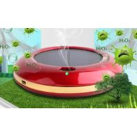 Buy cheap solar powered air purifier mini car air purifier HDJHQ Red color from wholesalers
