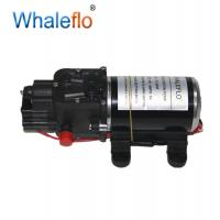 Buy cheap Whaleflo Micro Electric Diaphragm Water Pump 65 PSI 6L/Min High Pressure Car Washing Spray Automatic Switch and Adapter from wholesalers