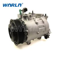 China Auto AC Compressor For Cherokee / Obama 7SBH17C Model 6PK 125MM 12 Voltage Air Conditioner Pumps Car System on sale