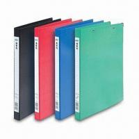 Buy cheap PP Ring Binder in Silkscreen, OEM/ODM Orders are Welcome from wholesalers