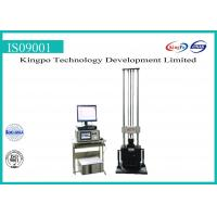 Wholesale HSKT10 Mechanical Shock Test Equipment Easy Operate 560×670×2390mm from china suppliers