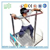 Buy cheap Amazing  stand roller coaster simulator with 9D VR game, 5D9D game simulator from wholesalers