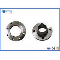 Buy cheap Mechanical Nickel Alloy Raised Face Weld Neck Flange With Hot Dip Galvanizing from wholesalers