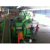 Wholesale Waste Tire Recycling Mchine Processing Production Line With Rubber Block Or Granule from china suppliers