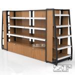 Buy cheap Top Quality Supermarket display rack/Supermarket rack/supermarket racking from wholesalers