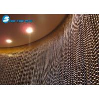 China Fashionable decorative folding screens/decorative steel rope mesh/stainless steel wire rope Manufactures