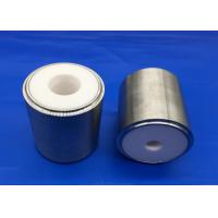 Buy cheap Zirconia Ceramic Cylinder Liner for Mud Pumps Ceramic to Metal Tube from wholesalers