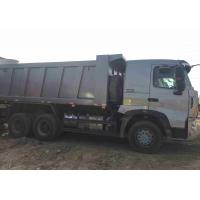 Buy cheap 8X4 371HP 60 Ton Heavy Spec Dump Truck With 12 Tires , 1 Year Warranty from wholesalers