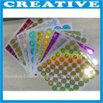 Buy cheap 3D hologram laser sticker custom logo hologpraphic label from wholesalers