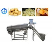 Buy cheap Easy Operate Potato Chips Production Line 400 Kg/H Output For French Fries from wholesalers