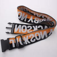 Buy cheap China wholesale Travel polyester luggage strap for wholesale Luggage belt from wholesalers
