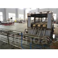 Buy cheap Drinking Water Bottled Water Barrel  Filling Machine Bottling Production Line from wholesalers