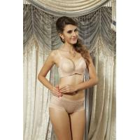 Buy cheap space odyssey light purple wired padded bra /lady wired paded balcony bra /cradle mould br from wholesalers