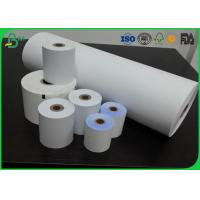 China White Colour Offset Printing Paper 70gsm 80gsm For Notebook Printing on sale