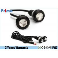 China 10W LED Daytime Running Light With Waterproof Reflector Eagle Eye on sale