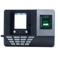 Buy cheap Face Fingerprint Password Attendance Machine Employee Checking-in 2.8 inch LCD Screen Facial Recognition Time Attendance from wholesalers