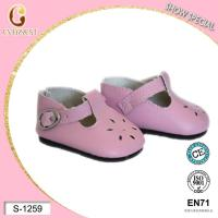 Buy cheap brand doll shoes for girl doll shoes wholesale from wholesalers