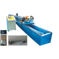 Buy cheap Bottom Profile Shutter Door Roll Forming Machine With 2.0mm Thickness from wholesalers