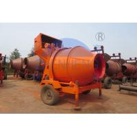 Wholesale Low Noise Small Electric Cement Mixer, 380V Portable JZC300 Concrete Mixer Machine from china suppliers