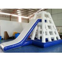 Wholesale Safety Inflatable Water Games Inflatable Jungle Rock Silk Screen Printing from china suppliers