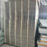 Wholesale heat resistant 50mm mgo sandwich panel use interior wall panel for 20ft container house from china suppliers