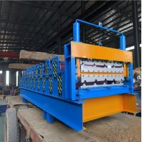 Buy cheap Best Selling 930 Glazed Tile Roll Forming Machine With Cheap Price from wholesalers