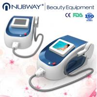 Buy cheap Hair Removal diode laser portable machine with permanent epilation high power laser handpi from wholesalers