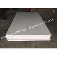 Buy cheap Insulated Waterproof Corrugated EPS Sandwich Panels Heat Resistant Wall Panel from wholesalers