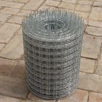 Buy cheap Low Carbon Electro-Galvanized Welded Wire Mesh, Different Sizes are Available from wholesalers