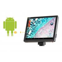 Buy cheap IPS Color LCD Touch Screen Tablet Microscope Camera 9.7  1024x768 NC-SP9700 For Android from wholesalers