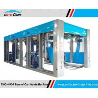 Buy cheap Automatic Tunnel Car Washing  Machine For Sales To Nigeria/Automated Car Washer With Chain Conveyor from wholesalers